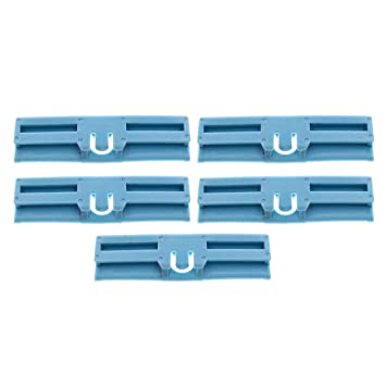 GENUINE OEM LEXUS WINDSHIELD MOULDING CLIPS 75545-53011 GX460 IS250 SET OF 5