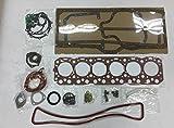 GOWE full gasket set For Isuzu DA640 engine parts