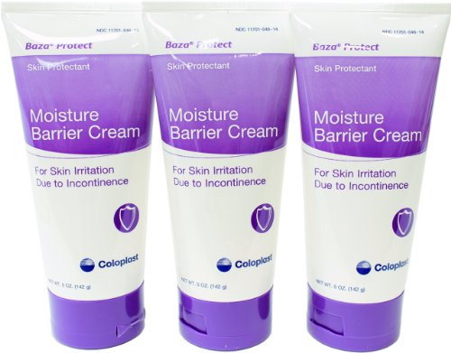 Baza Protect Barrier Cream 5 oz Tube (Pack of 3) by Coloplast by Coloplast