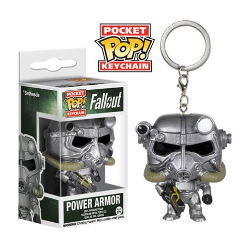 Funko POP Keychain: Fallout - Power Armor