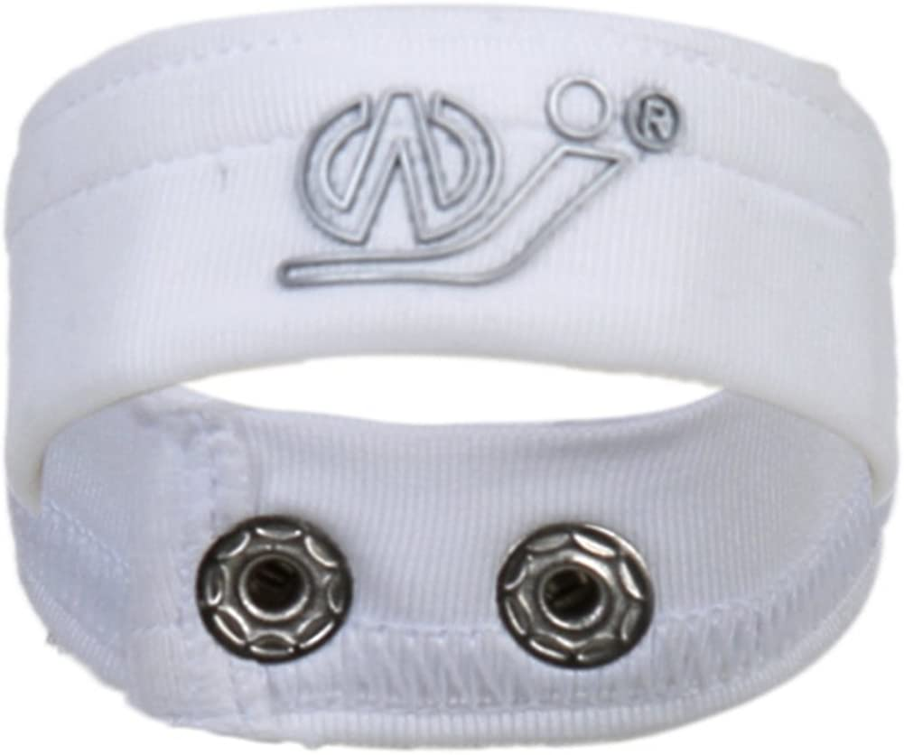 Igeon Mens Ball Lifter Lift Loop C-strap Mention Bracelet Ring
