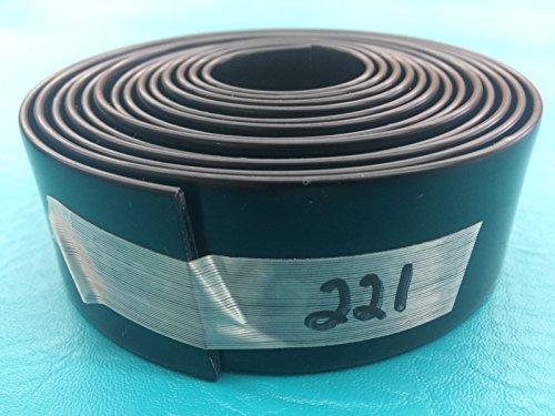 1.5 Black Inch Vinyl Chair Strap Strapping Patio Furniture Repair 10 Feet Long