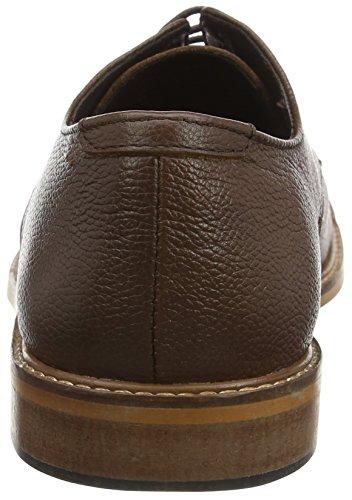 New Look Francis Derby - Botas Hombre Marrón - marrón oscuro