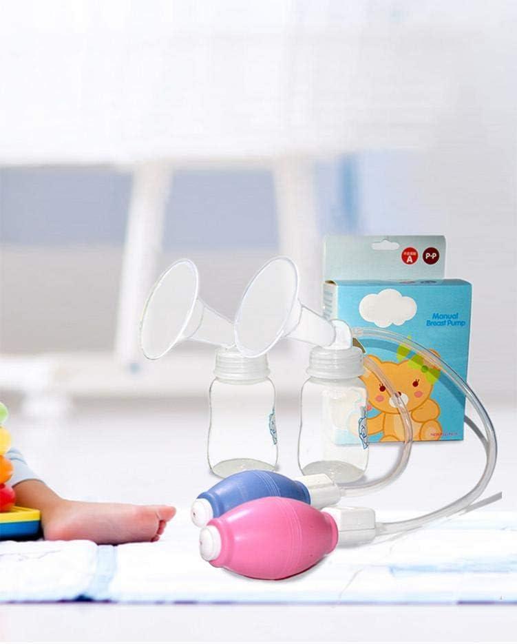 Smartey Breast Pump Manual Breast Milk Lid Silicone Adjustable Breastfeeding Pumps
