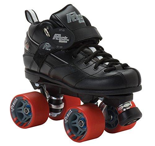 (Lynx Sure-Grip GT50 Clawz Quad Indoor Roller Skates)