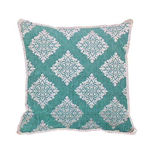 Marroquí lujo funda damasco Jacquard Chenilla geométrico ...