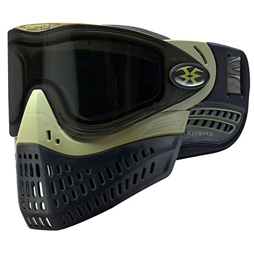 Empire E-Flex Mask SE Olive W/Smoke Lens by Empire