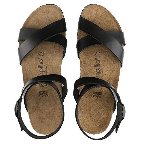 8d03ca03ae9 Birkenstock Lola Wedge Limited Edition Papillio Narrow Sandal - Women s