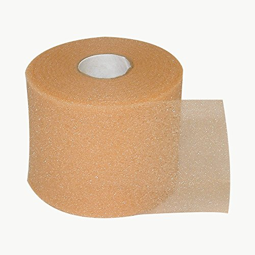 "Jaybird & Mais 50-27530 50 Foam Underwrap/Pre-Wrap: 2-3/4"" x 30 yd, Natural"