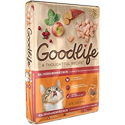 GOODLIFE Adult Dry Cat Food, Chicken Recipe, 22 lbs. by The Goodlife Recipe