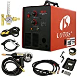 LOTOS MIG175 175AMP Mig Welder (2 Versions - With or W/out Spool Gun) Both Include Mask, Solid wires, Argon Regulator, Standard MIG Gun