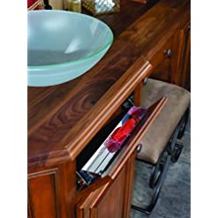 Kitchen Rev-A-Shelf 6541-16-5 16″ Slim Line Tip-Out Tray Only tip-out trays