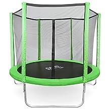 Pure Fun Dura-Bounce 8' Trampoline Set