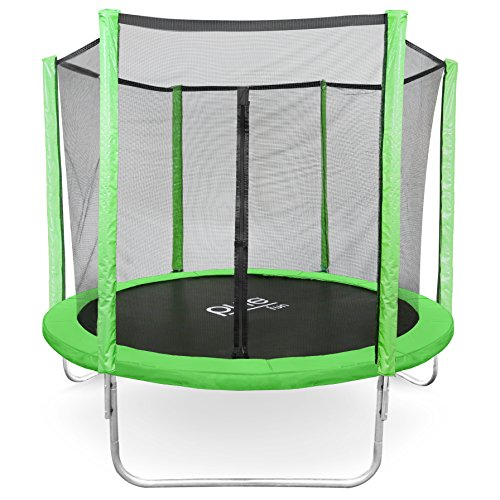 Pure Fun Dura-Bounce 8' Trampoline Set by Pure Fun