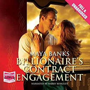 Billionaire's Contract Engagement Audiobook