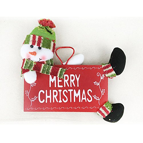 Christmas decorations Christmas hanging door cloth Christmas ornaments window layout hotels shopping malls - Shopping Malls Vegas In