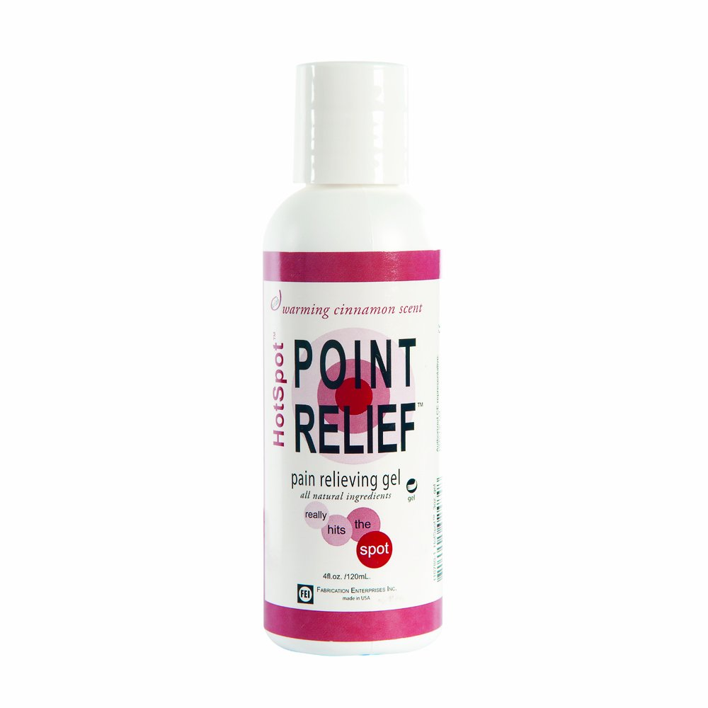 Point Relief 11-0780-24 HotSpot Gel, 4 oz Bottle (Case of 24)