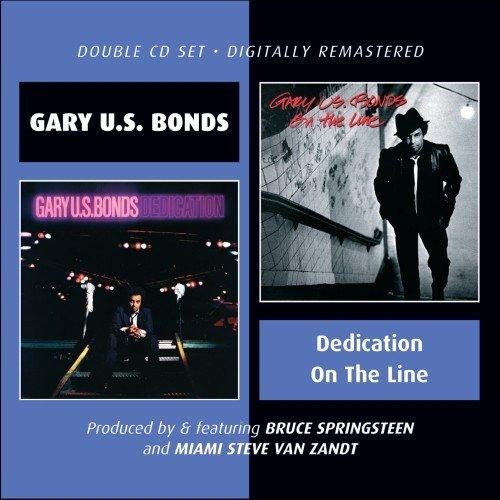 Gary Us Bonds -  Dedication / On The - Gary Line