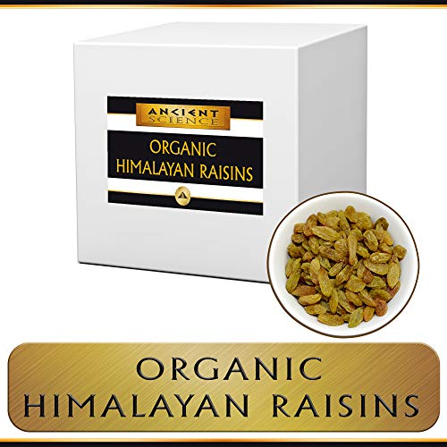 Himalayan Raisins Organic Bulk 55 LB - Wholesale Supplier Kosher by Ancient Science (Image #3)