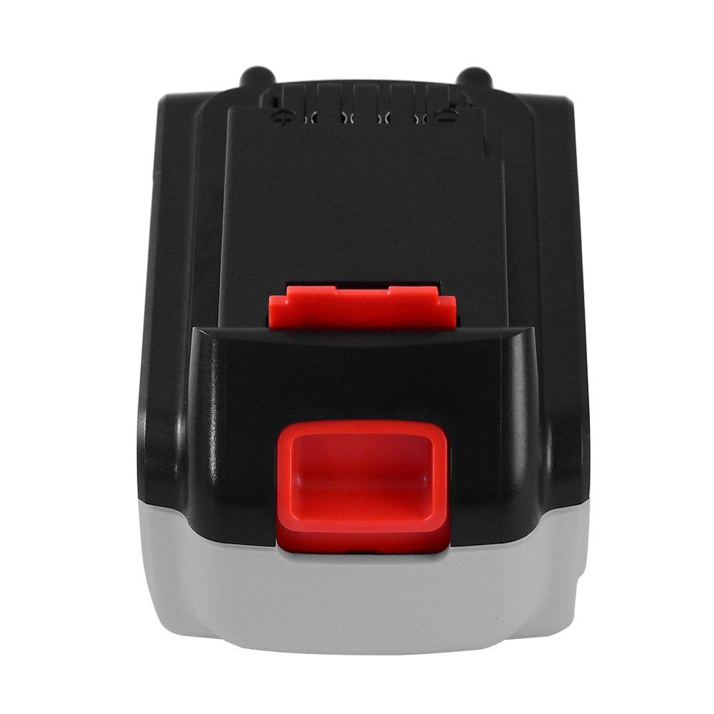 2 Pack 4000mAh Replace for Black and Decker 20V Battery Max LBXR20 LB20 LBX20 LST220 LBXR2020-OPE LBXR20B-2 LB2X4020 Power Tools by Boetpcr (Image #3)