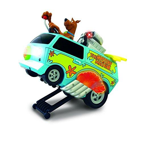 NKOK Wheelie Mystery Machine RC Toy with Scooby Doo, 9