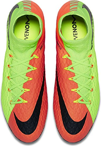 green DF III Mens Cleats Agpro Hypervenom black Nike Boots 308 Football electic Phatal Soccer 860644 Fq7xwC