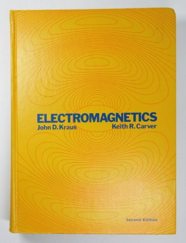 Electromagnetics (McGraw-Hill electrical and electronic engineering series)