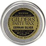 Baroque Art Gilders Paste 1 Ounces-German Silver
