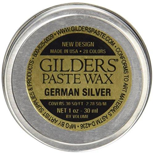 (Baroque Art Gilders Paste 1 Ounces-German Silver)