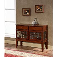 All Things Cedar Buffet Cabinet, Cherry