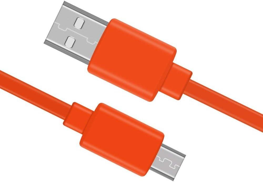 Amazon.com: Cable de carga plano de repuesto para JBL Charge ...