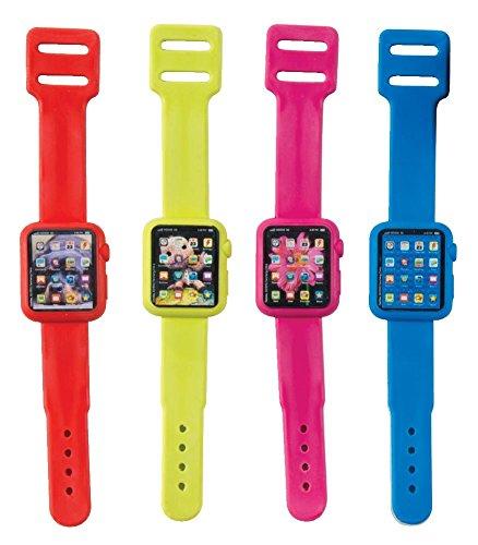 Raymond Geddes Smart Phone Watch Eraser, 24 Pack (69863)]()