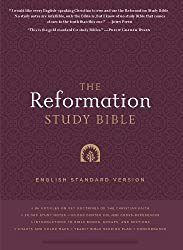 The Reformation Study Bible: English Standard Version Hardcover  w/Maps