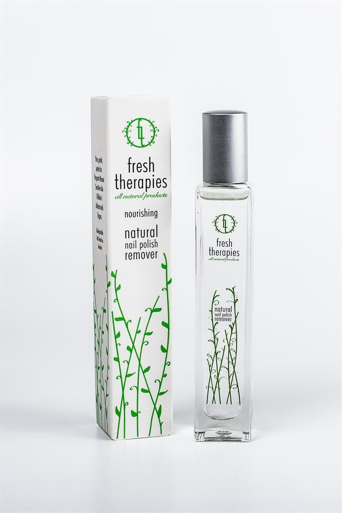 Fresh Therapies Multi Award Winning Uk S 1st Natural Nail Polish Remover