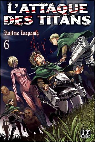 Attaque Des Titans (l') Vol.6
