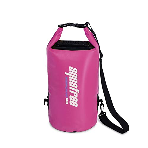 Aquafree 2L 5L 10L 20L 30L Waterproof Dry Bag Adjuctable Shoulder Strap prefectly Swimming Kayaking Boating Rafting Sailing Canoe SUP Fishing Surfing Diving Snorkeling water sport