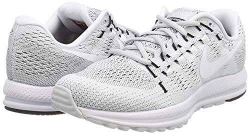 Tb Running Zoom blanc 12 platinepur Chaussures De Homme Gris noir Vomero Nike Air q7f0wxnRxI