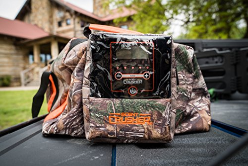 Scent Crusher Ozone Gear Bag (Realtree Camo, Duffel Bag) by Scent Crusher (Image #3)