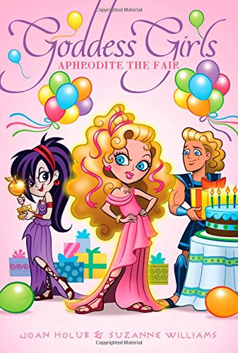 Aphrodite the Fair (Goddess Girls)