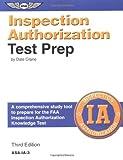 Inspection Authorization Test Prep, Dale Crane, 1560274433