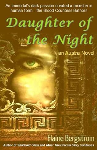 book cover of Daughter of the Night