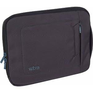 STM Bags DP-2139-3 - Funda para iPad (con bolsillos), negro