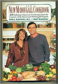 Mcdougall J. & M. : New Mcdougall Cookbook (HB)