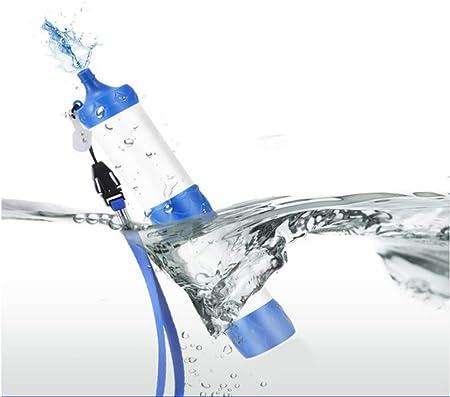 MZYKA El Filtro de Paja purificador de Agua se Puede equipar con ...