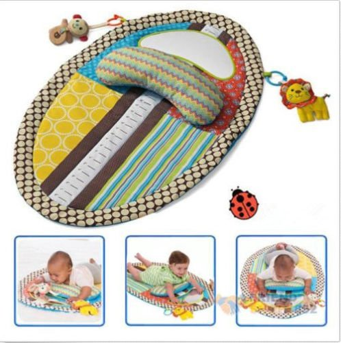 Musical Baby Play Mat Gym Activity Toy Game Blanket Carpet Floor Crawl Nappy Pad