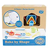 Green Toys Bake by Shape Role Play Set