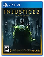 Injustice 2 Ultimate Edition PlayStation 4