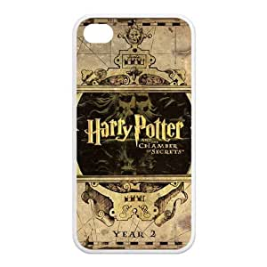 6 plus Case,TPU iphone 6 plus Case,Harry Potter Design Fashion Pattern Hard Back Cover Snap on Case for iPhone 6 plus (Black/white)