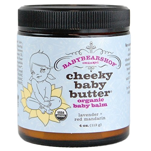 Cheeky Baby Butter - BabyBearShop Cheeky Baby Butter Organic Baby Balm BabyBearShop Cheeky Baby Butter Organic Balm