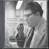 Feldman: First Recordings (1950s)